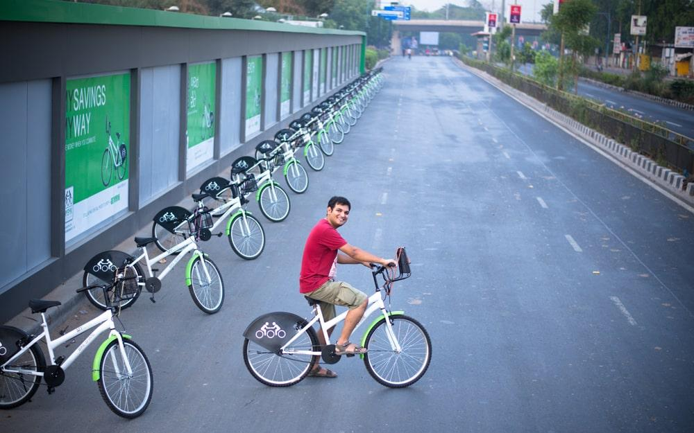 MYBYK to expand bike share in the city with an additional fleet of 1000 bicycles