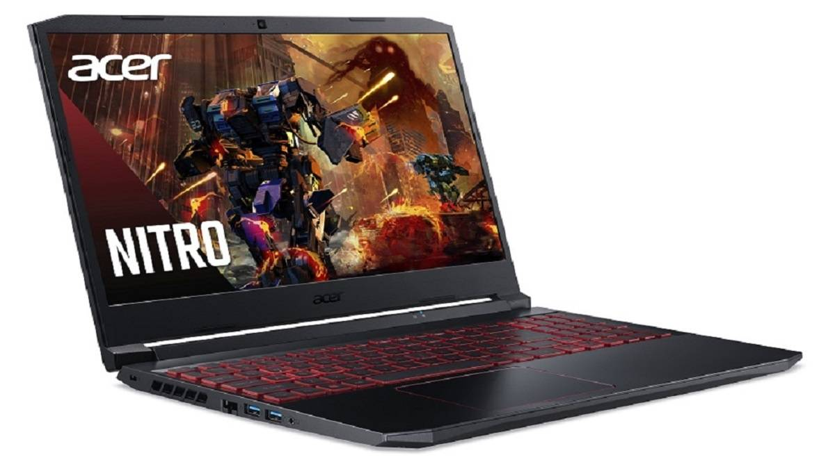 Acer Introduces Nitro 5 Its First 10th Gen Intel R Core Gaming Laptop Specifications Price And Other Details