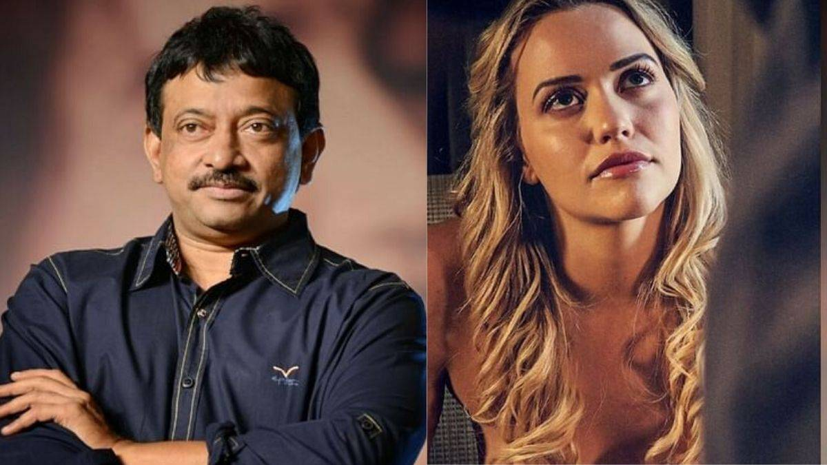 Ram Gopal Verma announces his next OTT film Naked with