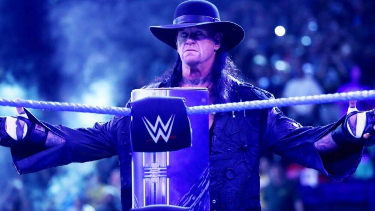 'The Undertaker' Retires From WWE