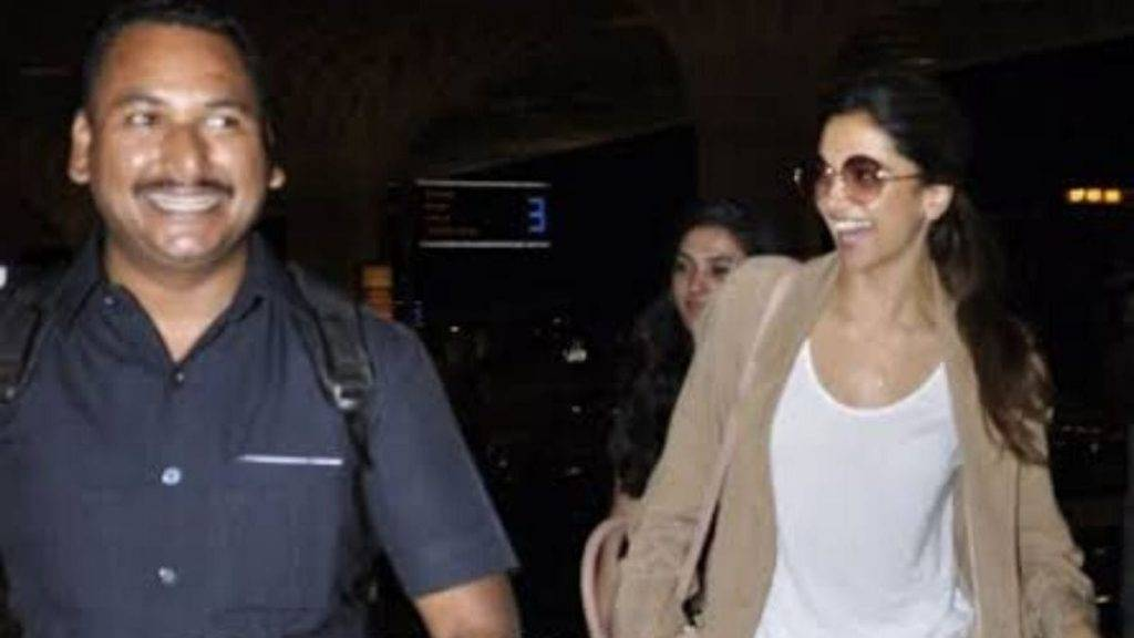 Did you know, Deepika Padukone's bodyguard earns this much ...