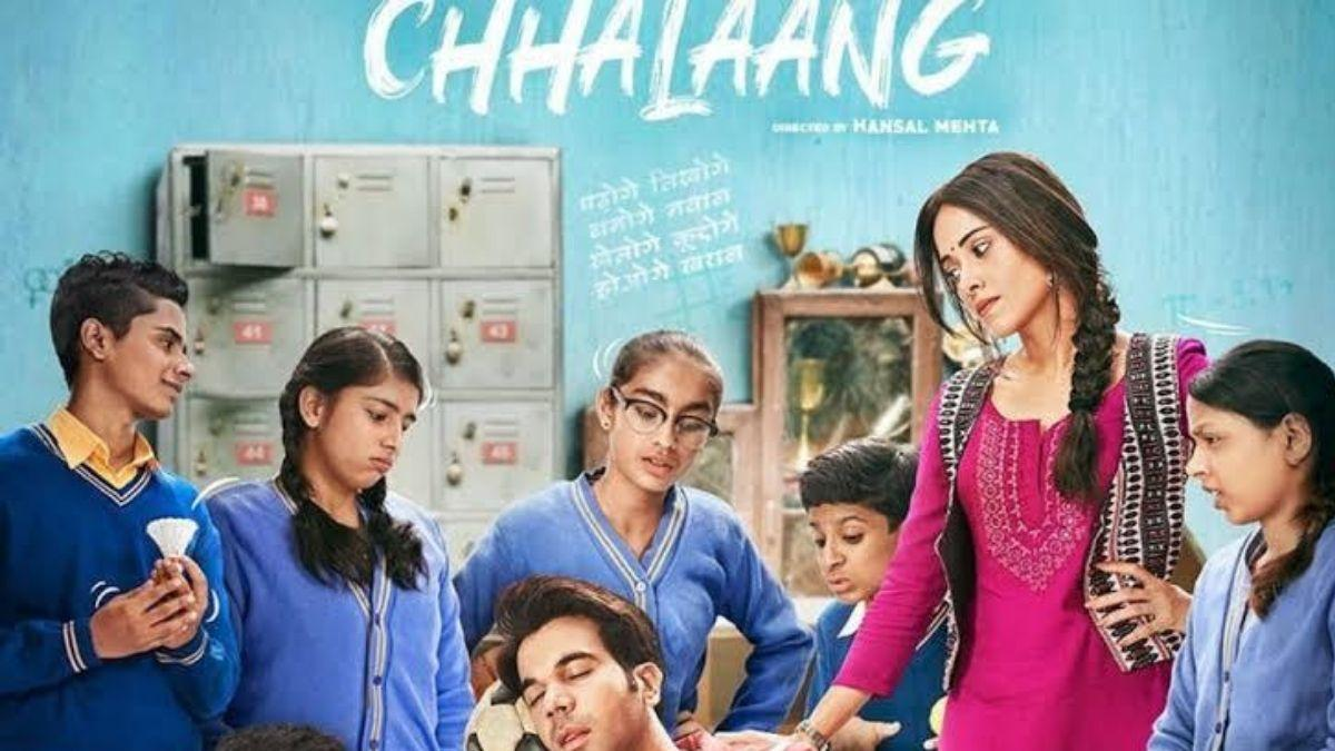 Rajkummar Rao's Chhalaang To be actor's second film to have an OTT release after Ludo