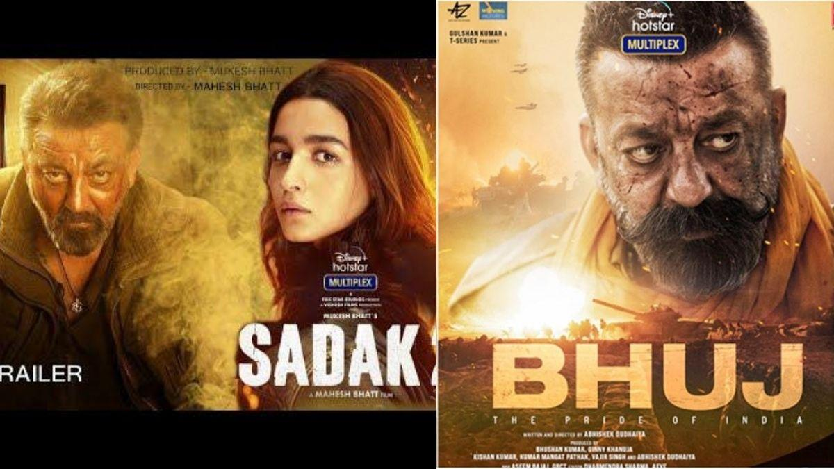From KGF2 to Sadak 2, here are Sanjay Dutt's upcoming ...