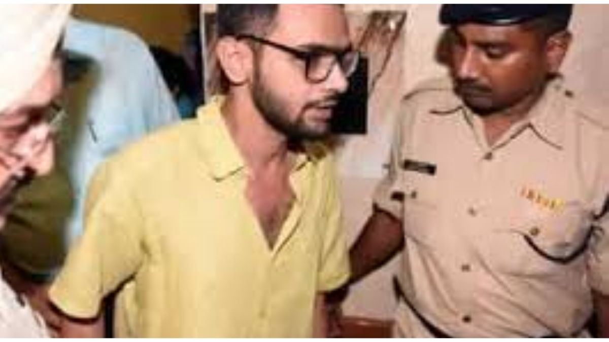 BREAKING: Former JNU student Umar Khalid sent to judicial custody till 22nd October