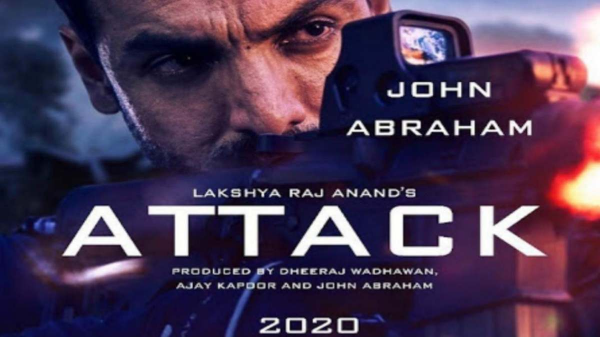 John Abraham, Jacqueline Fernandez, Rakul Preet Singh starrer 'Attack' to  Release on this Independence Day